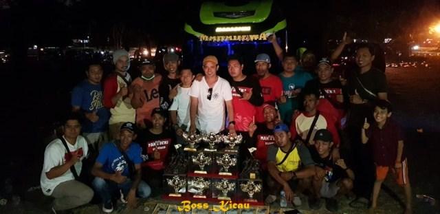 Piala Raja 2019: LB Utun Borong Juara 1