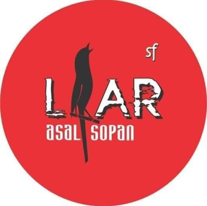 Logo Liar SF: Desainer dan Makna Filosofinya