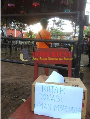 Menggalang Donasi untuk Kesembuhan Mblembong