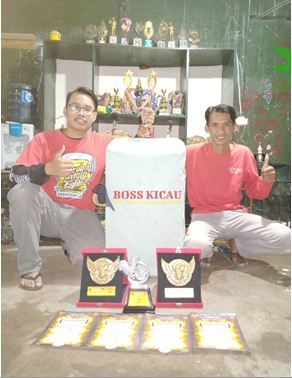 Cendet Champions: Raja Tikung 46 Tampil Stabil